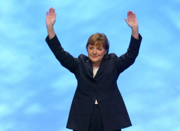 merkel2003