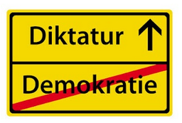 diktaturschild
